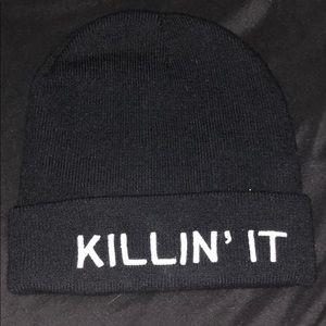 Killin' it beanie